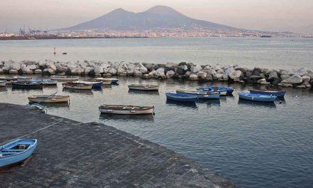 Il Vesuvio, simbolo di Napoli