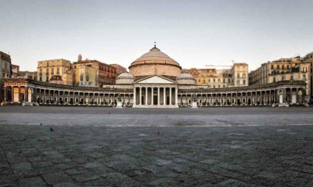 Basilica di San Francesco di Paola, Napoli