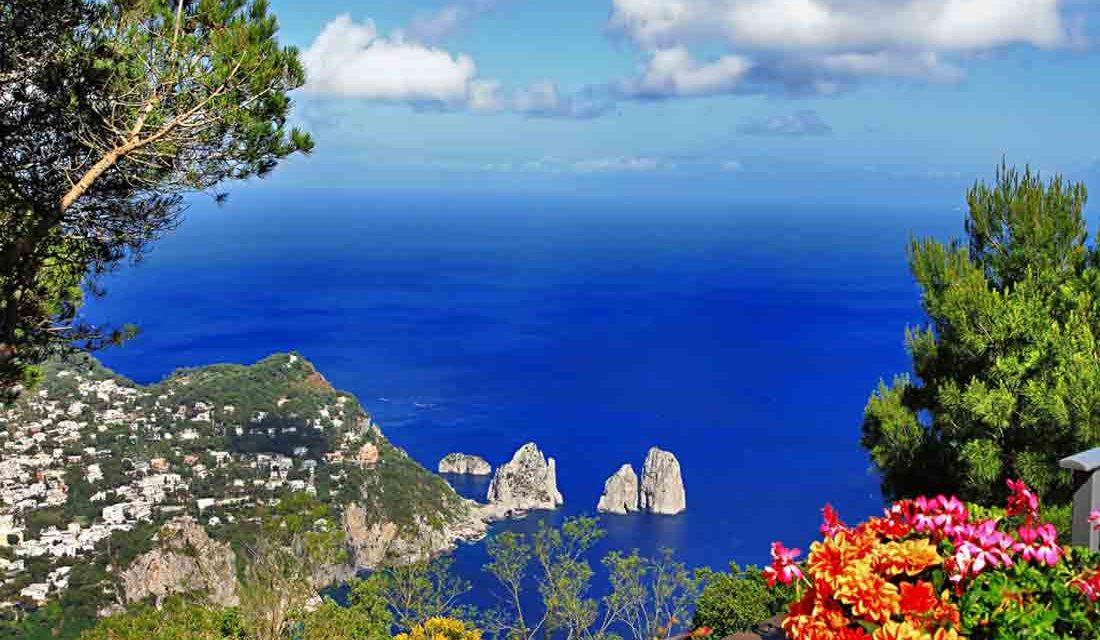 Isola di Capri, Golfo di Napoli