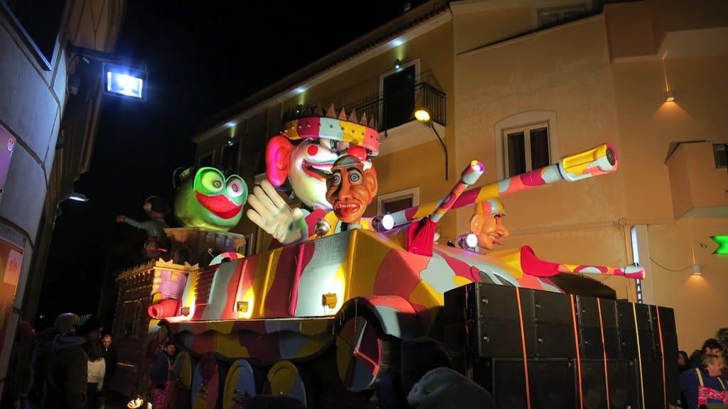 Carnevale di Saviano - Napoli