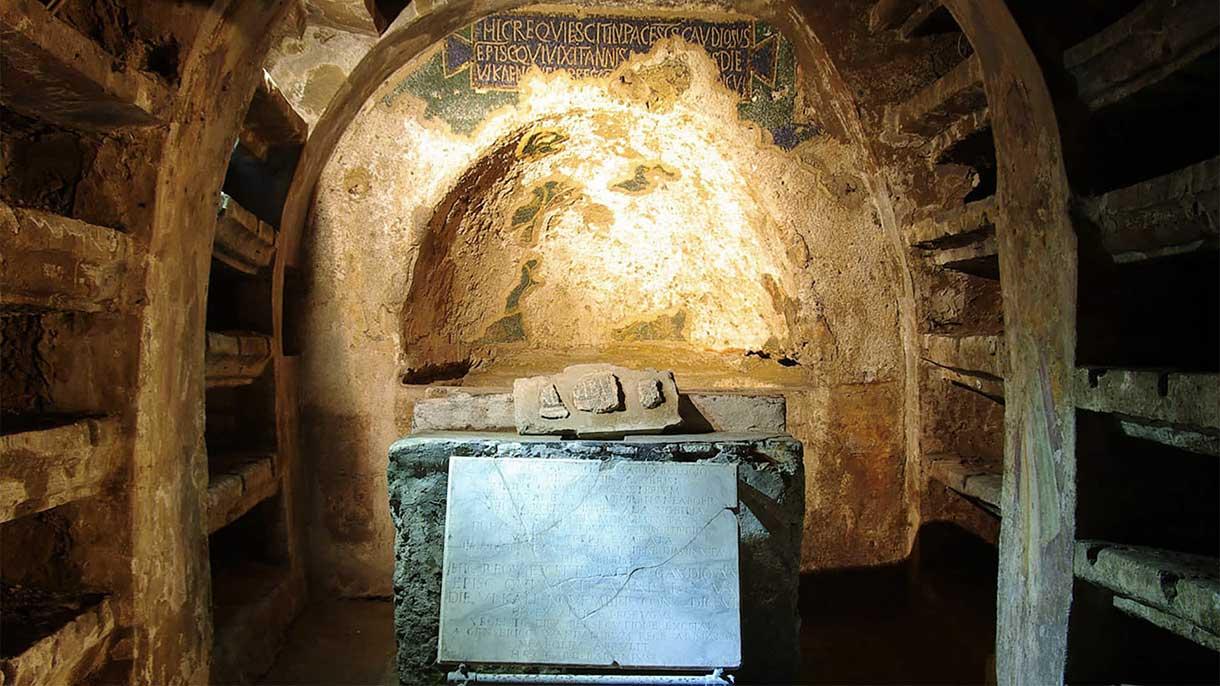 Catacombe di San Gaudioso - Napoli