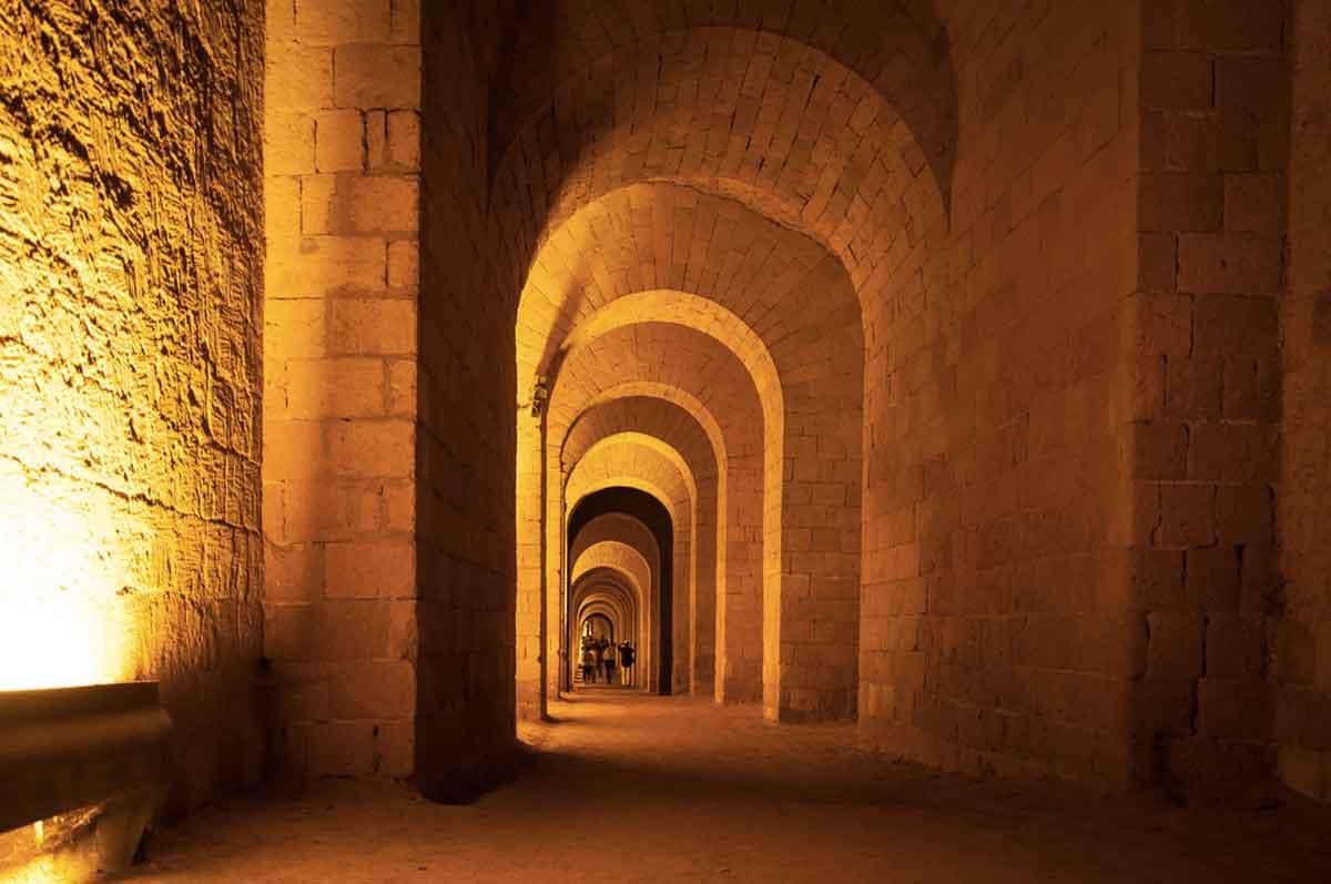 Grotta di Seiano - Parco archeologico di Pausylipon