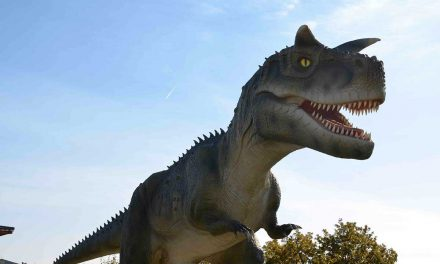Dinosauri in Carne e Ossa in mostra a Napoli