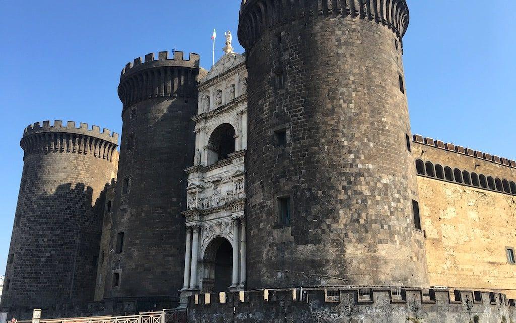 Maschio Angioino, il Castel Nuovo di Napoli