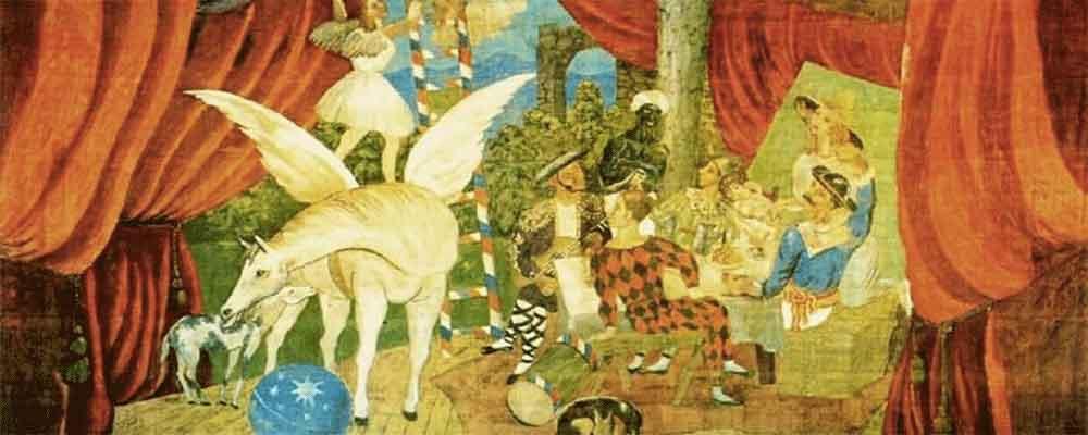 Picasso-Parade Napoli