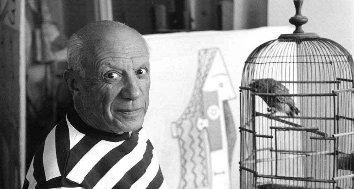 Pablo Picasso in mostra al Museo di Capodimonte di Napoli