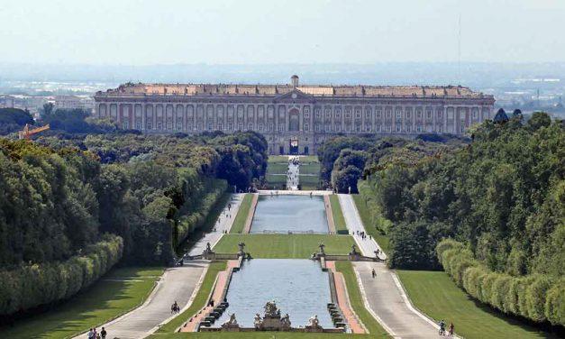 Giornata Mondiale dell'Acqua 2019, visita speciale alla Reggia di Caserta
