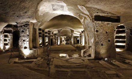 La musica Gospel nelle catacombe di San Gennaro