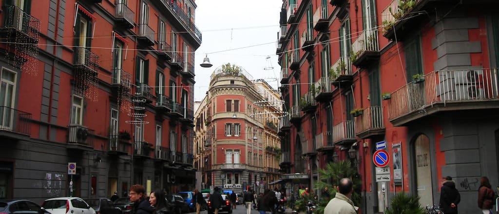 Via Filangieri Shopping a Napoli