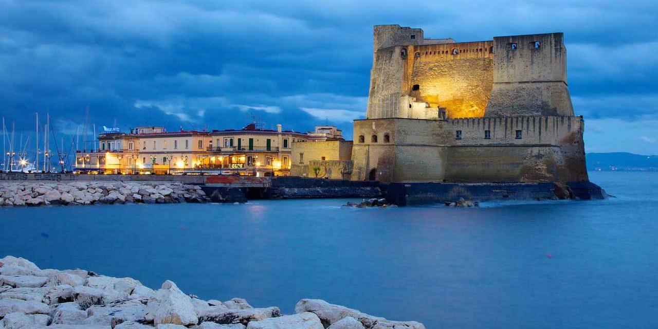 Storia di Castel dell'Ovo, l'antica fortezza di Napoli