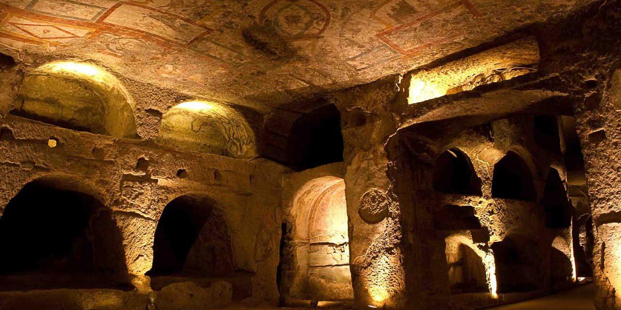 Le Catacombe di Napoli: San Gennaro,San Severo,San Gaudioso