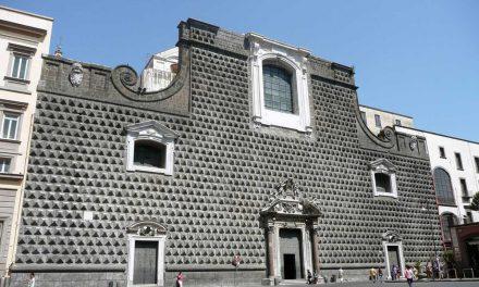 La Chiesa del Gesù Nuovo a Napoli