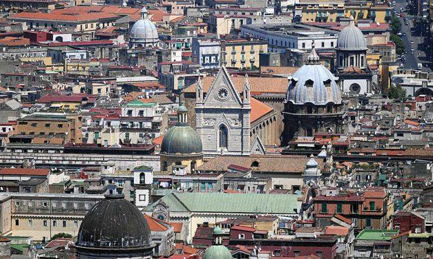 Itinerario alla scoperta delle chiese di Napoli