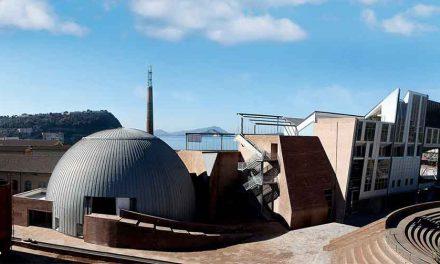 Apre il planetario 3D di Città della Scienza