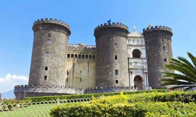 Il Castel Nuovo (Maschio Angioino), Napoli