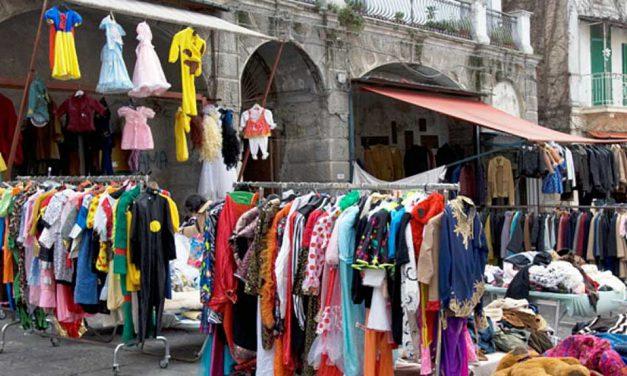 I mercatini rionali, lo shopping alternativo a Napoli