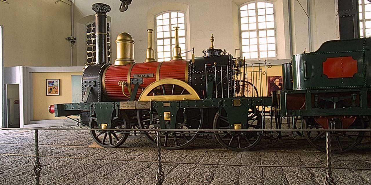 Museo di Pietrarsa, quando la ferrovia si fa guardare