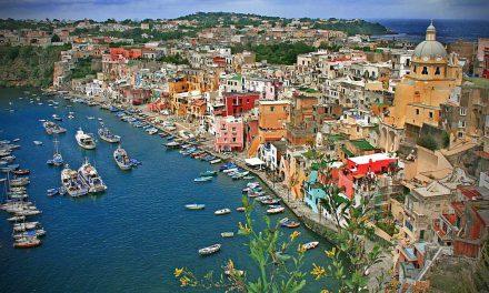 Procida, isola del golfo di Napoli