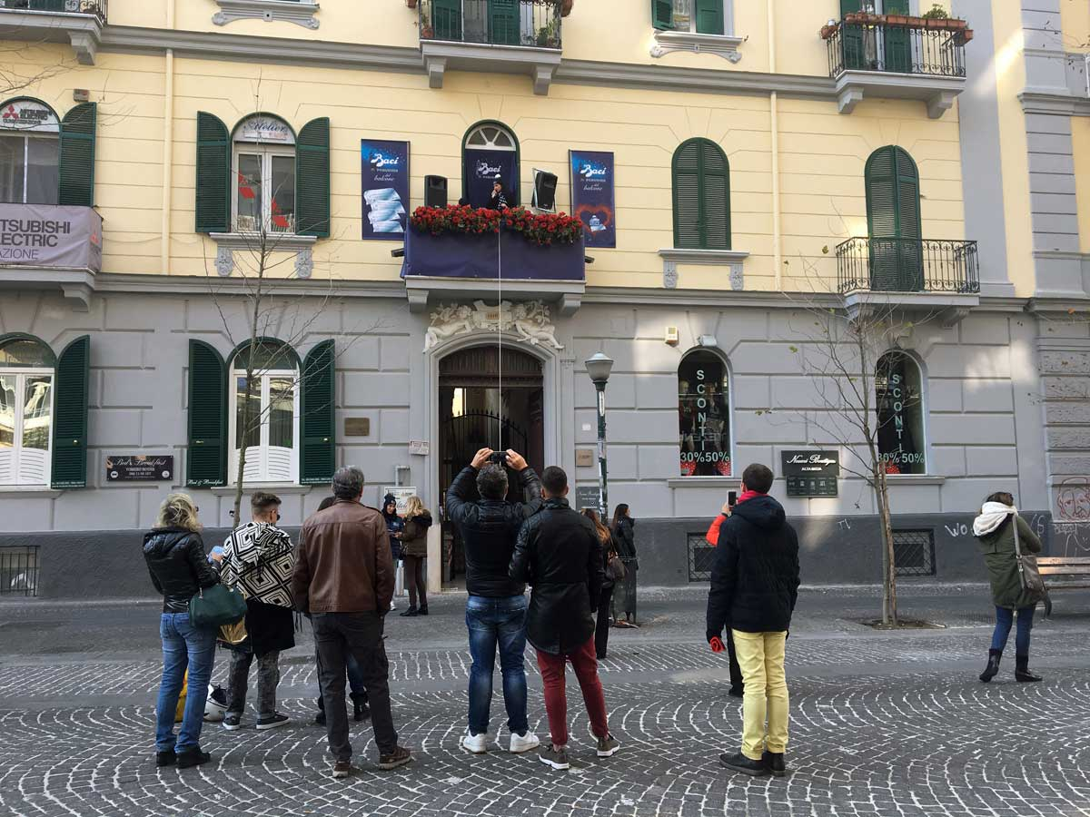 Il Vomero si riscopre, quartiere di Napoli