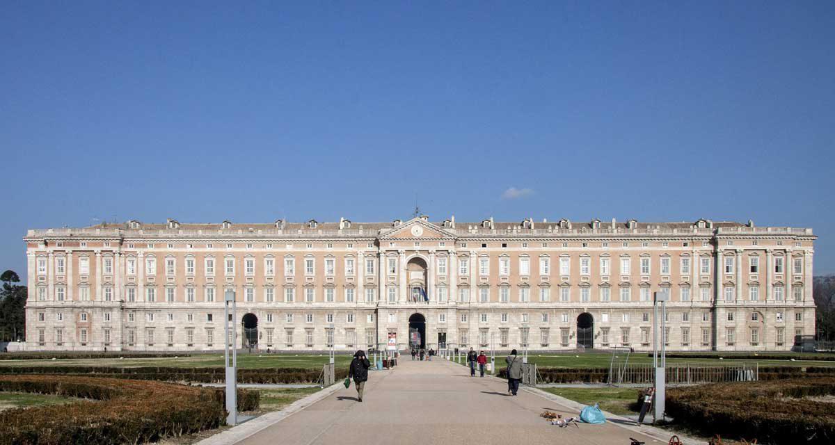 Reggia di Caserta (Palazzo Reale), storia e info utili