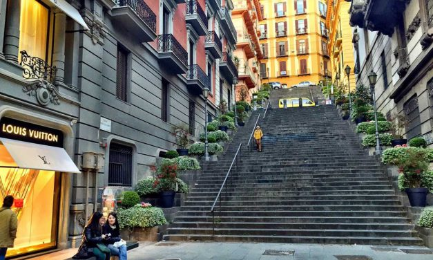 Lo shopping a Napoli, accontenta tutti
