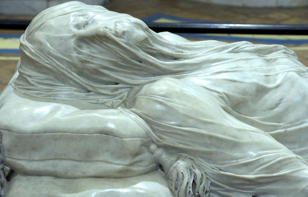 Lumen, il Cristo Velato in mostra al Maschio Angioino