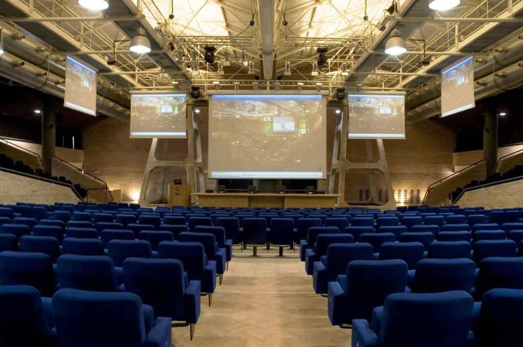Città della Scienza Napoli, Congressi