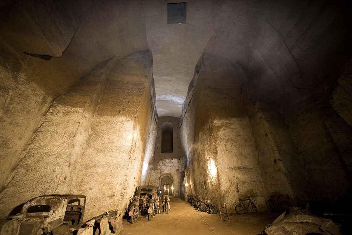Sottosuolo di Napoli - Galleria Borbonica