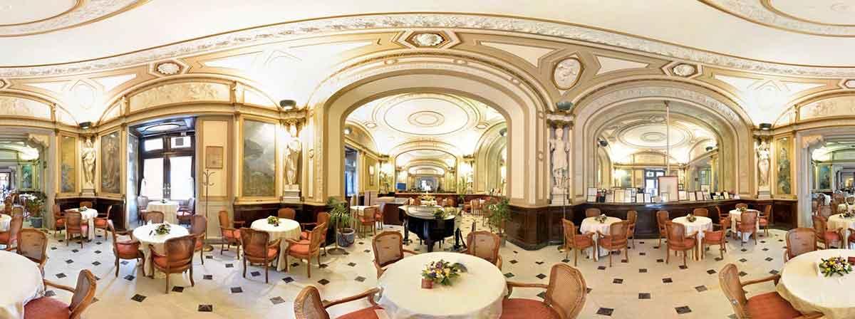 Gran Caffè Gambrinus Napoli