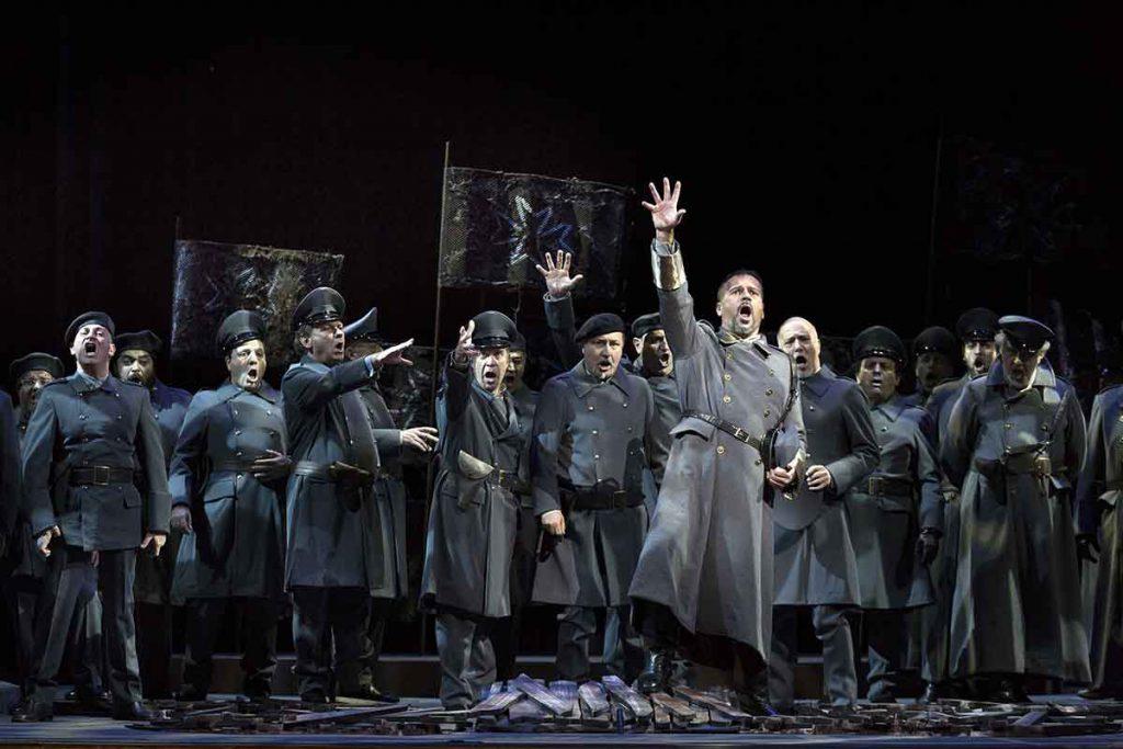 Il trovatore, il teatro San Carlo di Napoli nel segno di Verdi