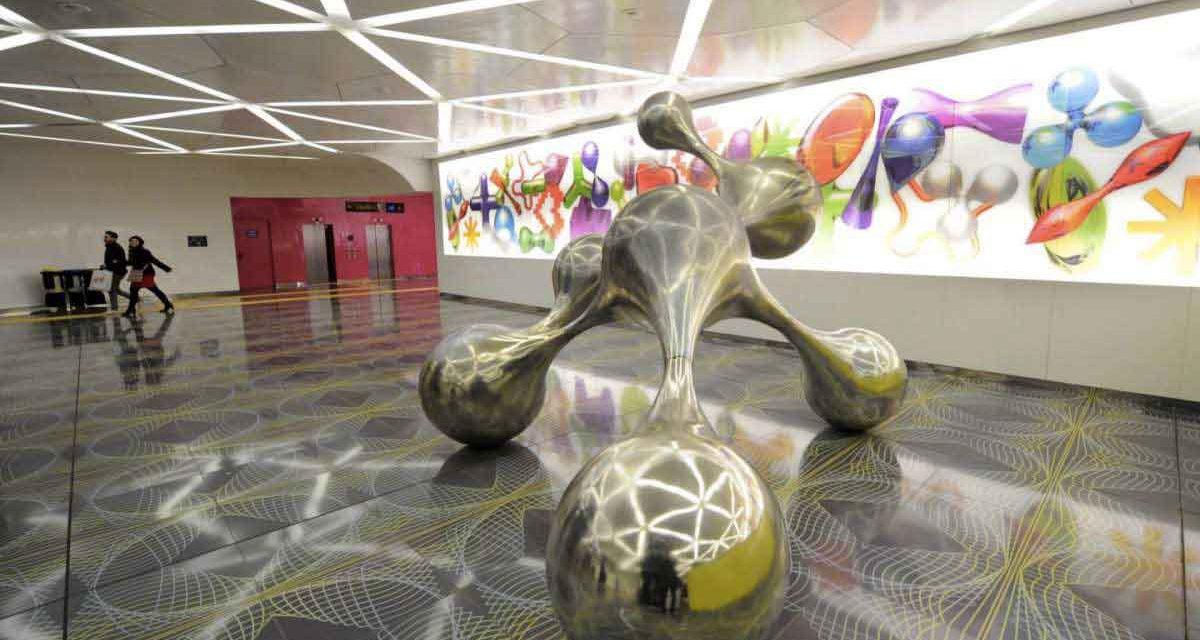 Metropolitana dell'Arte, il museo underground di Napoli