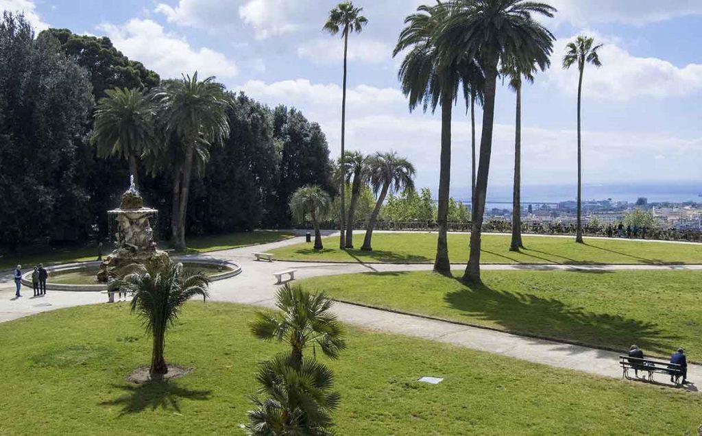 Parchi e Giardini: Parco di Capodimonte, Napoli