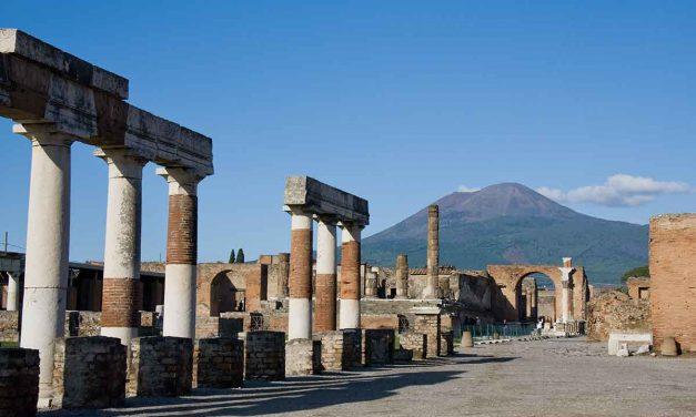Sabato 8 Giugno 2019, ingresso gratuito agli scavi di Pompei