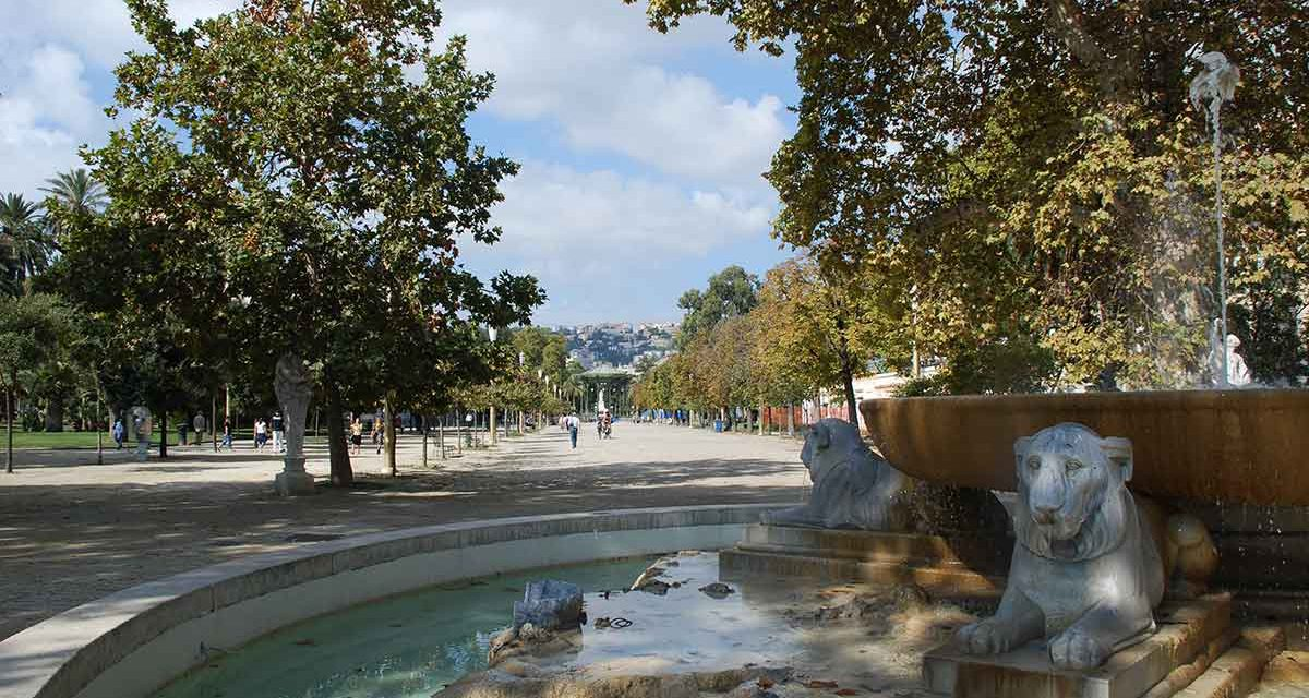 Parchi e giardini di Napoli