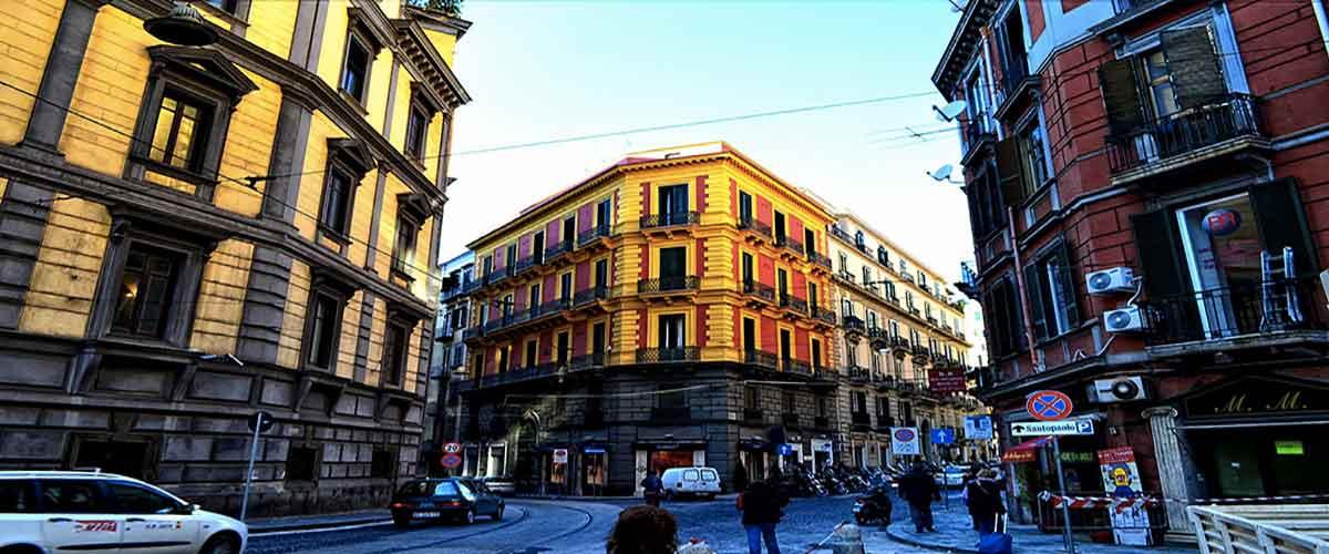 Strade di Napoli: Domenico Morelli
