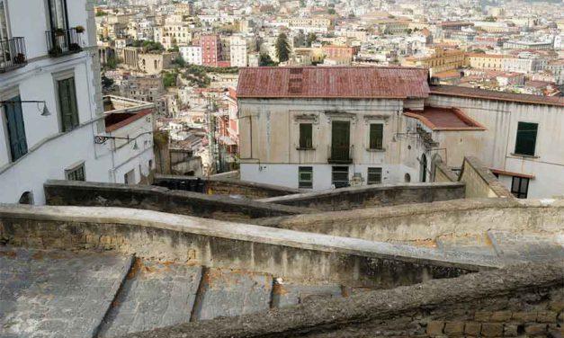 Festival delle Scale di Napoli, un trekking urbano alternativo