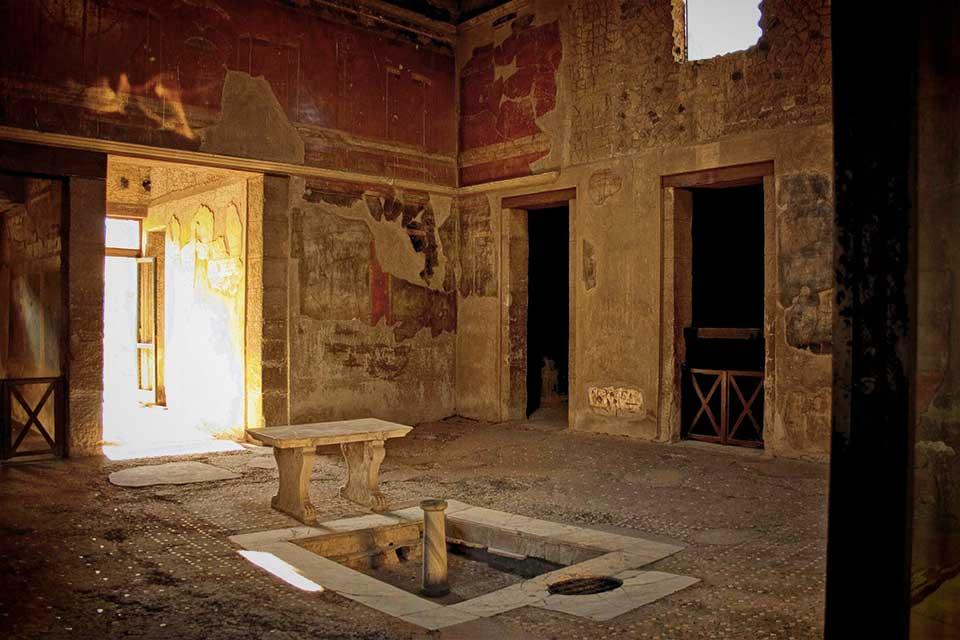 Caca del Tramezzo, Scavi di Ercolano riaprono tre domus