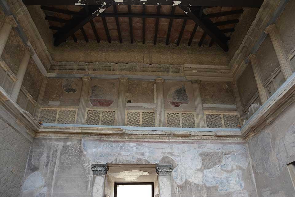 Casa Sannitica, Scavi di Ercolano riaprono tre domus