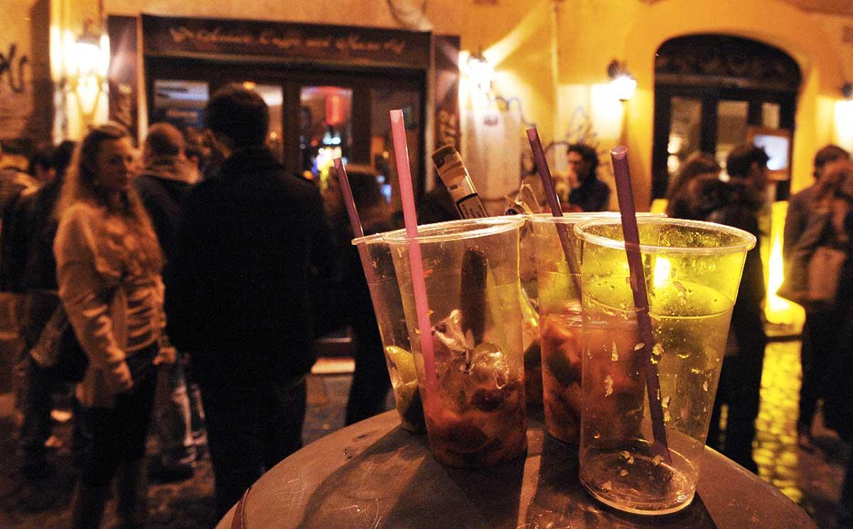 Vita Notturna, la Movida di Chiaia - Napoli