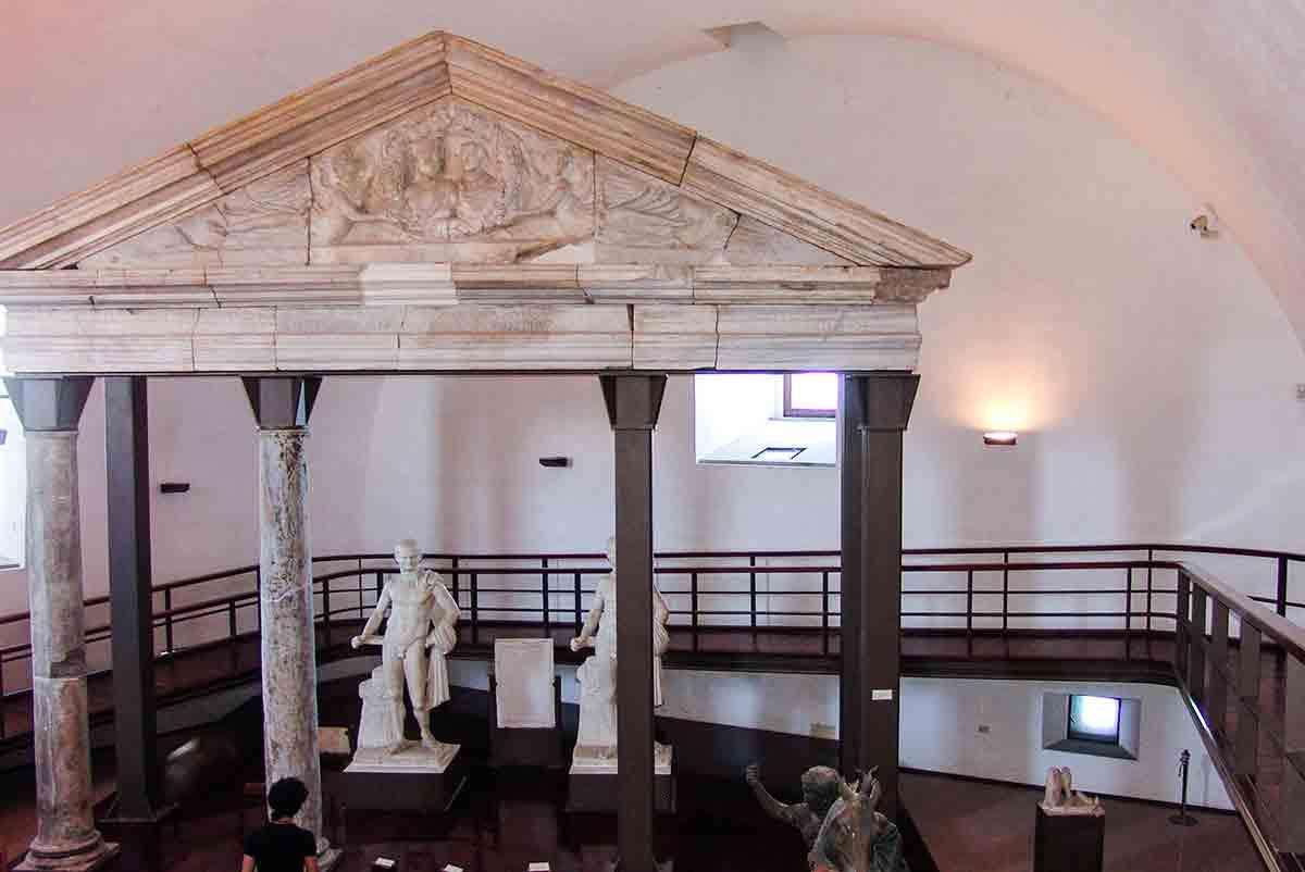 Museo Castello di Baia