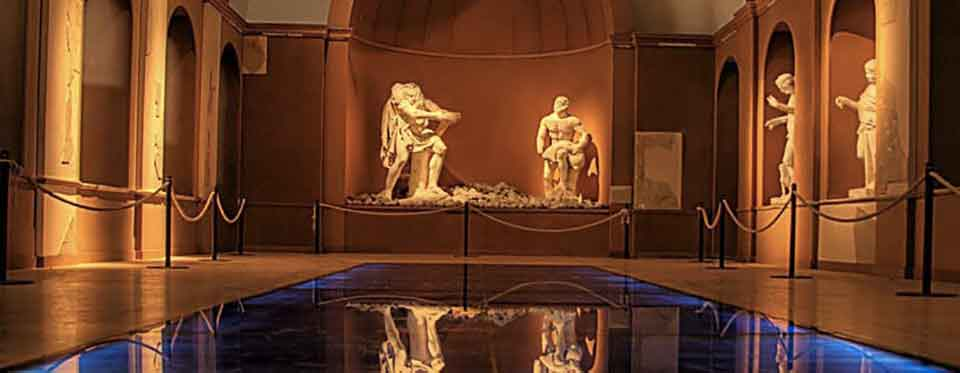 Museo Archeologico dei Campi Flegrei: Ninfeo Claudio