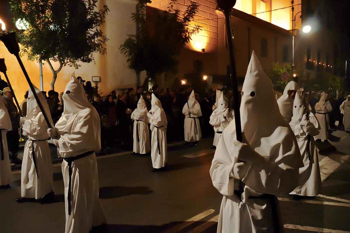 Processioni Settimana Santa a Sorrento