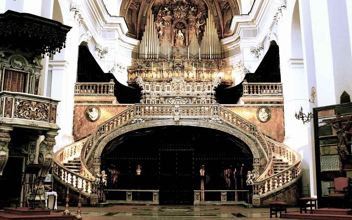 Sky Arte a Napoli: Basilica di Santa Maria della Sanità
