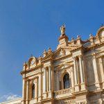 Pompei – Il Santuario della Madonna del Rosario