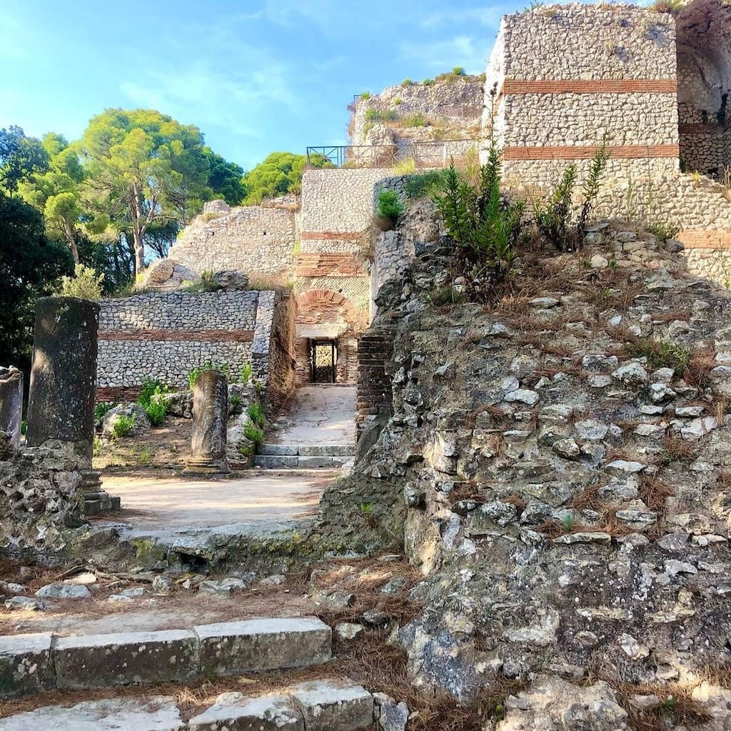 Villa Jovis Capri 2