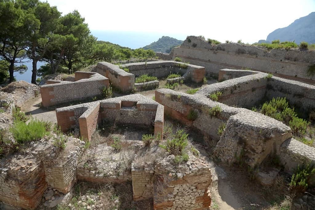 Villa Jovis Capri 5