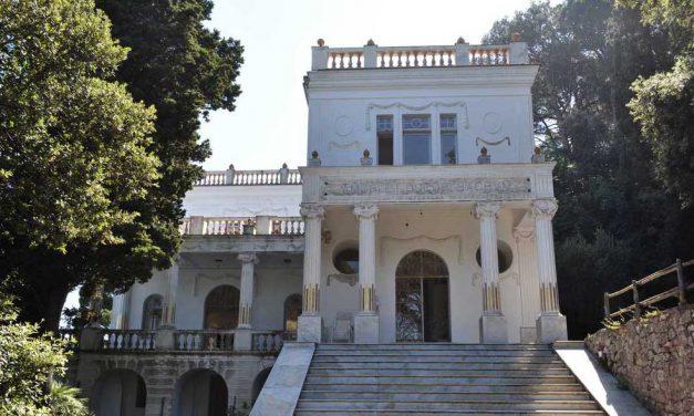 Villa Lysis a Capri