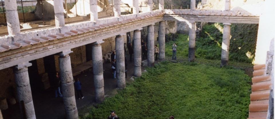Oplontis Villa di Lucio Crasso Terzio