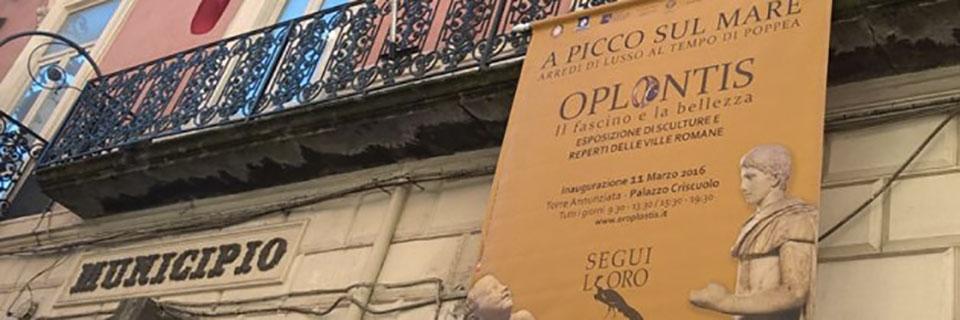 Mostra su Oplontis - Palazzo Criscuolo