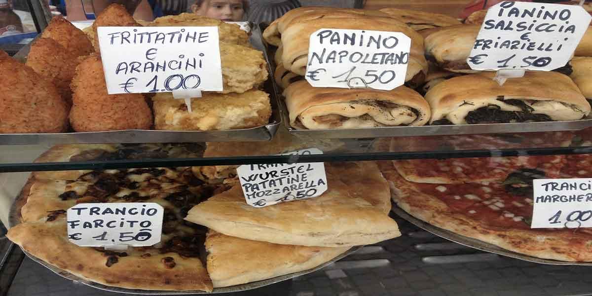 Streed Food napoli